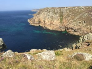 Poldark Locations Gwennap Head